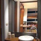 Ванна (ванна,санузел,душ,туалет,современный,архитектура,дизайн,интерьер,экстерьер,мебель,маленький дом)