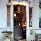 Вход в дом (вход,прихожая,архитектура,дизайн,экстерьер, французская провинция)
