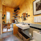 Дизайн ванны (ванна,санузел,душ,туалет,современный,маленький дом,архитектура,дизайн,интерьер,экстерьер,мебель)