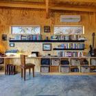 Дизайн жилой комнаты (гостинная,жилая комната,домашний офис,офис,мастерская,современный,маленький дом,архитектура,дизайн,интерьер,экстерьер,мебель)