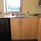 Маленькая кухня (кухня,современный,маленький дом,архитектура,дизайн,интерьер,экстерьер,мебель)