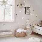 Достаточно минималистичная детская спальня в скандинавском стиле. (детская,игровая,детская комната,детская спальня,дизайн детской,интерьер детской,интерьер,дизайн интерьера,мебель,скандинавский)