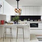 Кухня лофта (кухня,столовая)