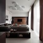 Гостинная (гостинная,современный,архитектура,дизайн,интерьер,экстерьер,мебель)