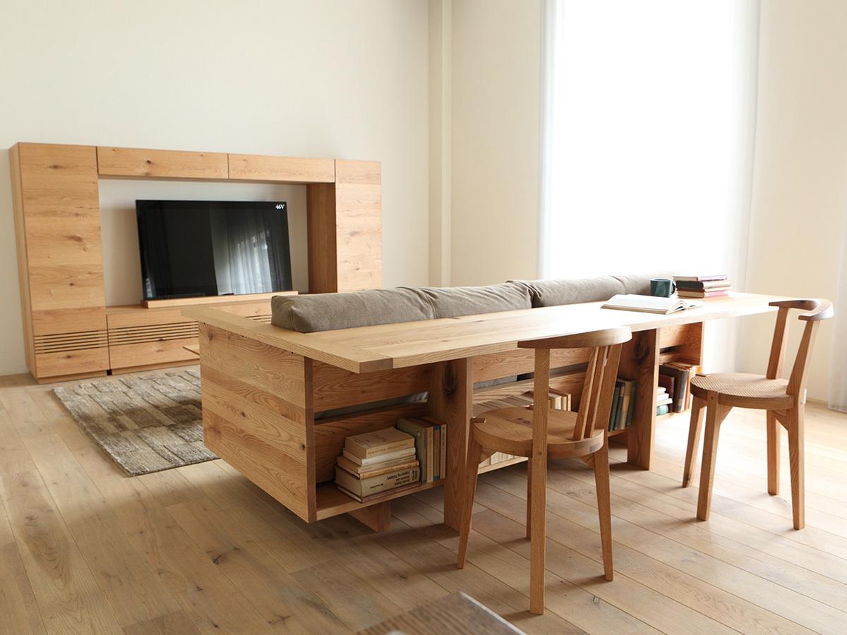 Из разных элементов предлагаемых производителем можно собрать набор мебели под индивидуальные потребности.