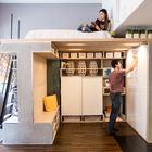 Удачное решение - использовать сухостираемую доску, что удобно для очень разных ее применений. (современный,минимализм,интерьер,дизайн интерьера,мебель,квартиры,апартаменты,гостиная,дизайн гостиной,интерьер гостиной,мебель для гостиной,кухня,дизайн кухни,интерьер кухни,кухонная мебель,мебель для кухни,спальня,дизайн спальни,интерьер спальни,хранение,гардероб,шкаф,комод,домашний офис,офис,мастерская,лестница)