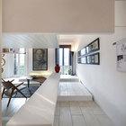 Жилая комната (жилая комната,гостинная,современный)