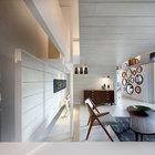 Жилая комната (жилая комната,современный)