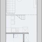 Схема первого уровня квартиры.