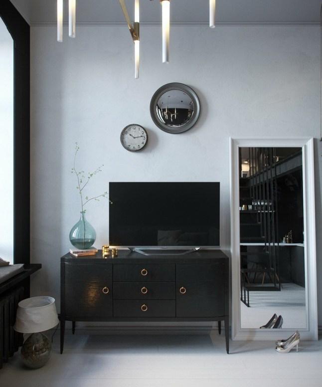 Зеркала, как элемент декора приобретают все большую популярность.