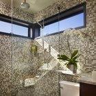 Ванная комната в плавучем доме.