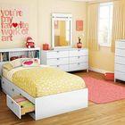 Детская в теплых желтых тонах. (детская,игровая,детская комната,детская спальня,дизайн детской,интерьер детской,интерьер,дизайн интерьера,мебель,современный)