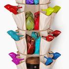 Висячий органайзер для обуви в шкаф. (мебель,интерьер,дизайн интерьера,хранение,гардероб,шкаф,комод)