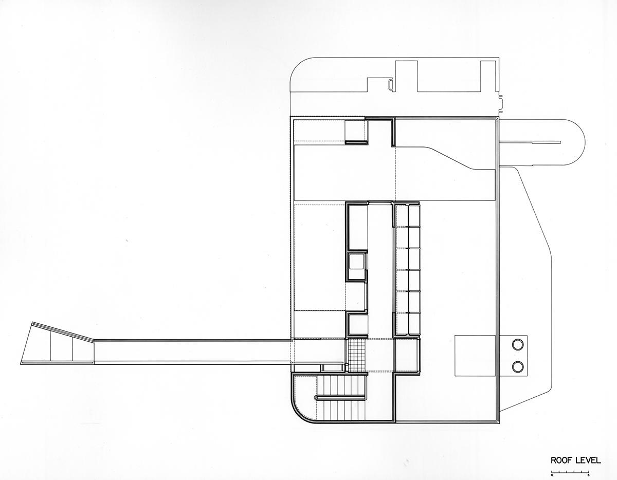 Четвертый уровень дома.