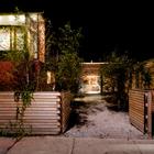 Фасад дома-студии с улицы