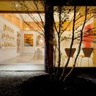 Студия (на открытом воздухе,патио,домашний офис,офис,мастерская,студия,1950-70е,архитектура,дизайн,интерьер,экстерьер,индустриальный,лофт,винтаж,современный)