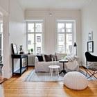 Жилая комната (гостинная,жилая комната,эклектика,мебель,архитектура,дизайн,интерьер,экстерьер)