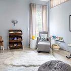 Интерьер детской где стиль лофт отлично сочетается со скандинавским стилем. (детская,игровая,детская комната,детская спальня,дизайн детской,интерьер детской,индустриальный,лофт,винтаж,стиль лофт,индустриальный стиль,мебель,интерьер,дизайн интерьера)