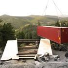Строительство контейнерного дома