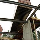 Строительство - установка контейнеров