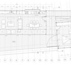 План второго уровня дома.
