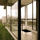 Терраса на крыше над квартирой-студией.