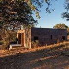 Минималистские фасады дома по-своему прекрасны. (минимализм,архитектура,дизайн,экстерьер,интерьер,дизайн интерьера,мебель,маленький дом,фасад)