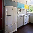 Кухня выглядит современно и модно даже сейчас. (1950-70е,середина 20-го века,медисенчери,медисенчери модерн,средневековый модерн,модернизм,mcm,архитектура,дизайн,экстерьер,интерьер,дизайн интерьера,мебель,кухня,дизайн кухни,интерьер кухни,кухонная мебель,мебель для кухни)