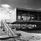(фасад,1950-70е,середина 20-го века,медисенчери,медисенчери модерн,средневековый модерн,модернизм,mcm,пляжный,архитектура,дизайн,экстерьер)