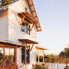 Утепленное жесткой изоляцией и отделанное доской старое викторианское здание сейчас теплее чем когда-либо. При этом оно не потеряло своего оригинального внешнего характера. (архитектура,дизайн,экстерьер,интерьер,дизайн интерьера,мебель,энергосбережение,экология,теплоизоляция,утепление,викторианский,викториански дом,викторианский интерьер,викторианский стиль,термомодернизация,на открытом воздухе,патио,балкон,терраса,мебель для террасы,фото террасы,идеи террасы,оформление террасы,гриль,барбекю,фасад)