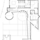 Планировка первого этажа пристройки дома.