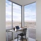 Небольшой домашний офис необходимый писателю.