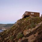 Расположение дома является одним из основных его достоинств. (архитектура,дизайн,экстерьер,интерьер,дизайн интерьера,мебель,пляжный,минимализм,фасад)