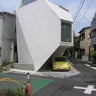 Фасад, парковка