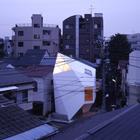 Фасад (фасад,минимализм,современный,маленький дом,архитектура,дизайн,интерьер,экстерьер)