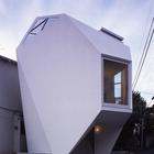 Фасад (фасад,минимализм,современный,архитектура,дизайн,интерьер,экстерьер,маленький дом)