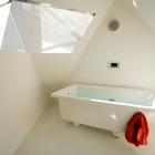 Ванна (ванна,санузел,душ,туалет,минимализм,современный,маленький дом,архитектура,дизайн,интерьер,экстерьер)