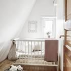 Маленькая детская рядом с родительской спальней.