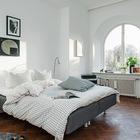 Кровать для подростка лучше поставить побольше, если есть такая возможность. (спальня,детская,игровая,детская комната,детская спальня,эклектика,архитектура,дизайн,интерьер,экстерьер,мебель,строительство,ремонт,модернизация,реконструкция,квартиры,апартаменты,сделай сам,самоделки)
