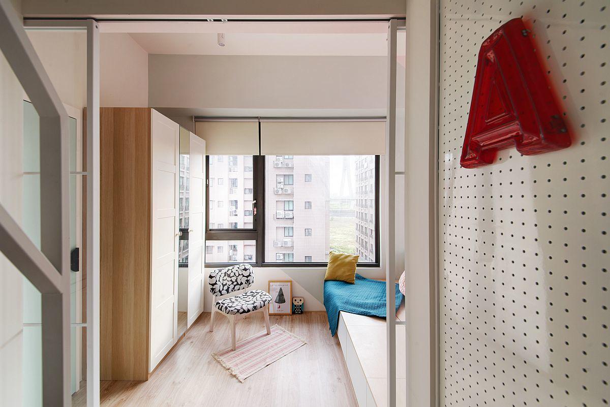 Просторная и светлая спальня - один из бонусов новой планировки.