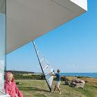 Серфинг - основное увлечение хозяина с мыслью о котором проектировался дом