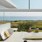 Свежий воздух и море - основные составляющие пляжного дома. (современный,пляжный,архитектура,дизайн,экстерьер,интерьер,дизайн интерьера,мебель)