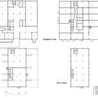 Поэтажный план всего дома.