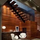 Выход на крышу в квартире-лофте на верхнем этаже. (индустриальный,лофт,винтаж,стиль лофт,индустриальный стиль,минимализм,архитектура,дизайн,экстерьер,интерьер,дизайн интерьера,мебель,квартиры,апартаменты,лестница,варианты лестницы,фото лестницы,идеи лестницы)