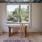 Офис (домашний офис,офис,мастерская,минимализм,современный,архитектура,дизайн,интерьер,экстерьер,мебель,маленький дом)