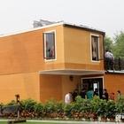Готовый модульный дом изготовленный по технологии 3D печати. (фасад,архитектура,дизайн,интерьер,экстерьер,технологии,новинки,материалы,оборудование)