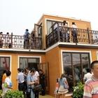 Готовый модульный дом. (фасад,технологии,новинки,материалы,оборудование,архитектура,дизайн,интерьер,экстерьер)