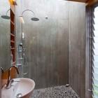 Ванная комната (ванна,санузел,душ,туалет,современный,маленький дом,архитектура,дизайн,интерьер,экстерьер)