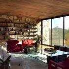Мебель создает домашнюю атмосферу курорта.