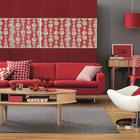 Стол в углу гостинной может служить рабочим местом. (гостинная,жилая комната,домашний офис,офис,мастерская)